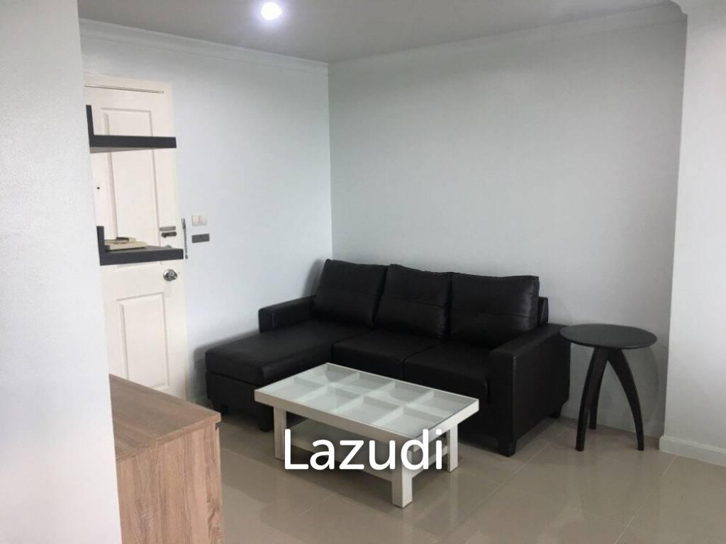 Lumpini Place Rama IX-Ratchada / Condo For Sale / 1 Bedroom / 37 SQM / MRT Phra Ram 9 / Bangkok