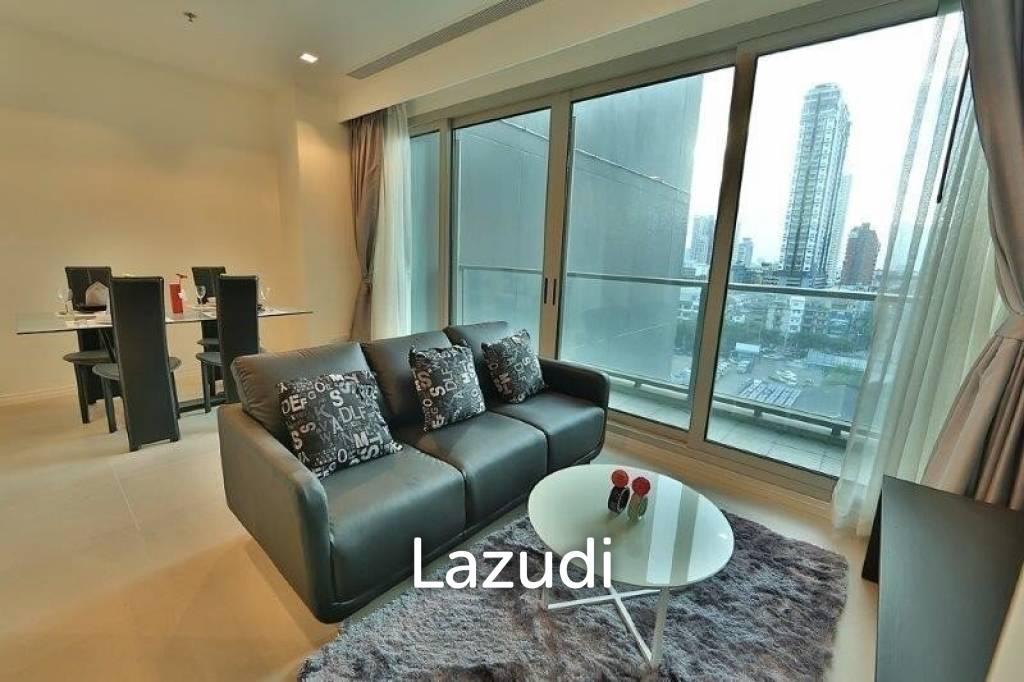 The River / Condo For Rent and Sale / 1 Bedroom / 62 SQM / BTS Krung Thon Buri / Bangkok