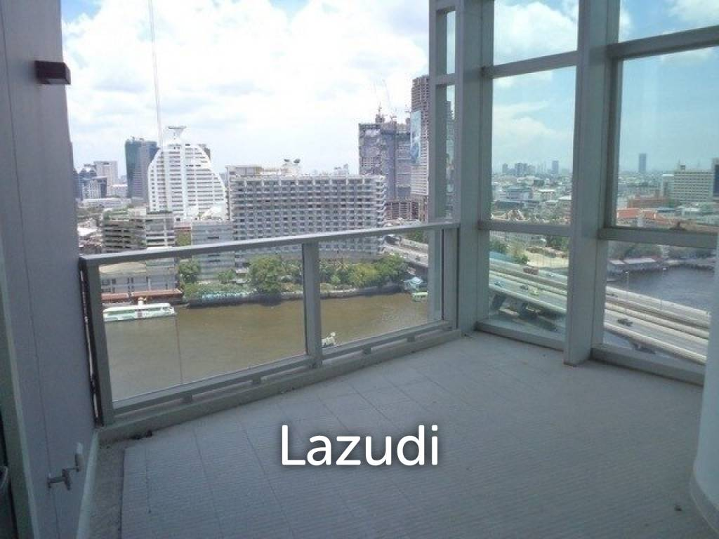 The River / Condo For Rent and Sale / 5 Bedroom / 325 SQM / BTS Krung Thon Buri / Bangkok