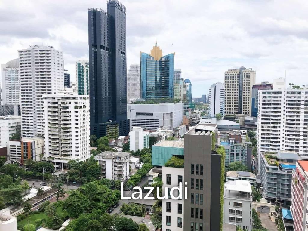 Noble Recole / Condo For Sale / 2 Bedroom / 62.22 SQM / BTS Asok / Bangkok