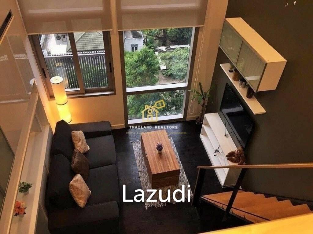 Ashton Morph 38 / Condo For Sale / 1 Bedroom / 34 SQM / BTS Thong Lo / Bangkok