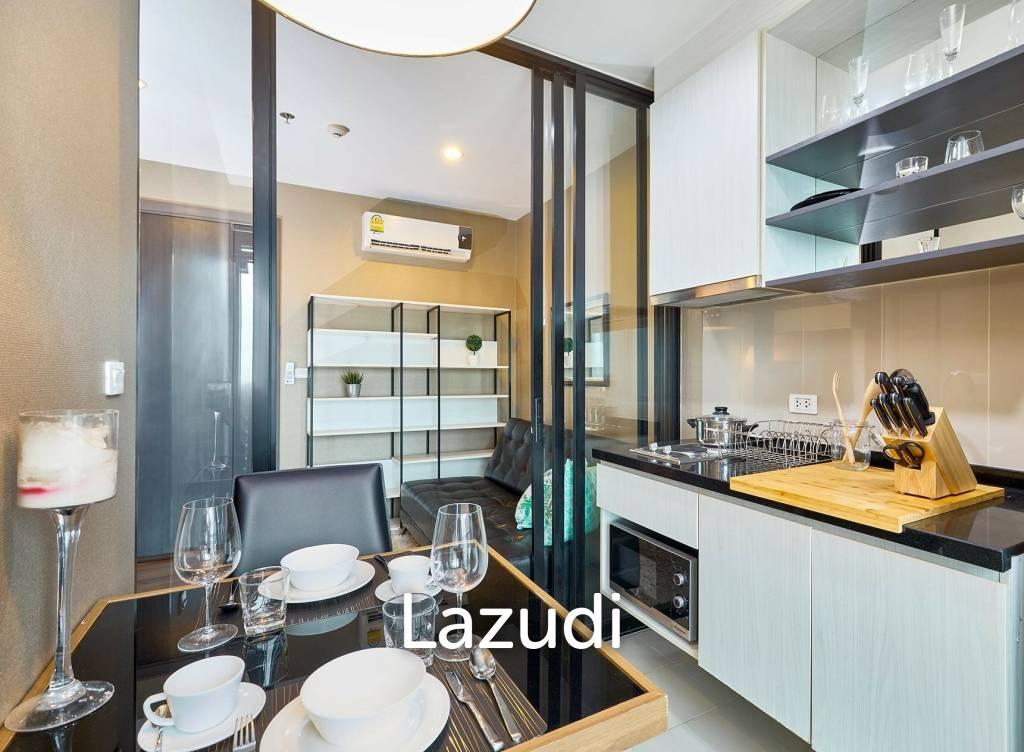 The Base Park East Sukhumvit 77 / Condo For Rent / 1 Bedroom / 31 SQM / BTS On Nut / Bangkok