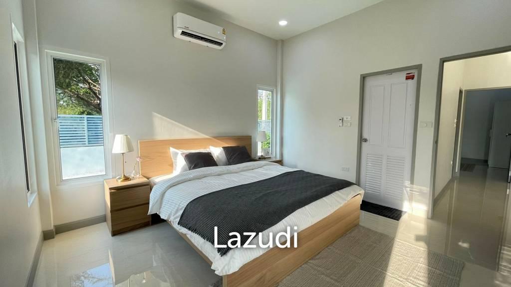 Plot 2 3 Bed 138SQ.M Nada Casa Hua Hin