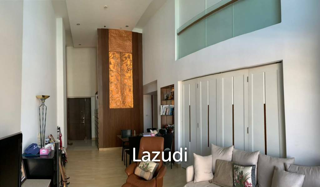 Duplex 2 Bed The Rajdamri For Sale&Rent
