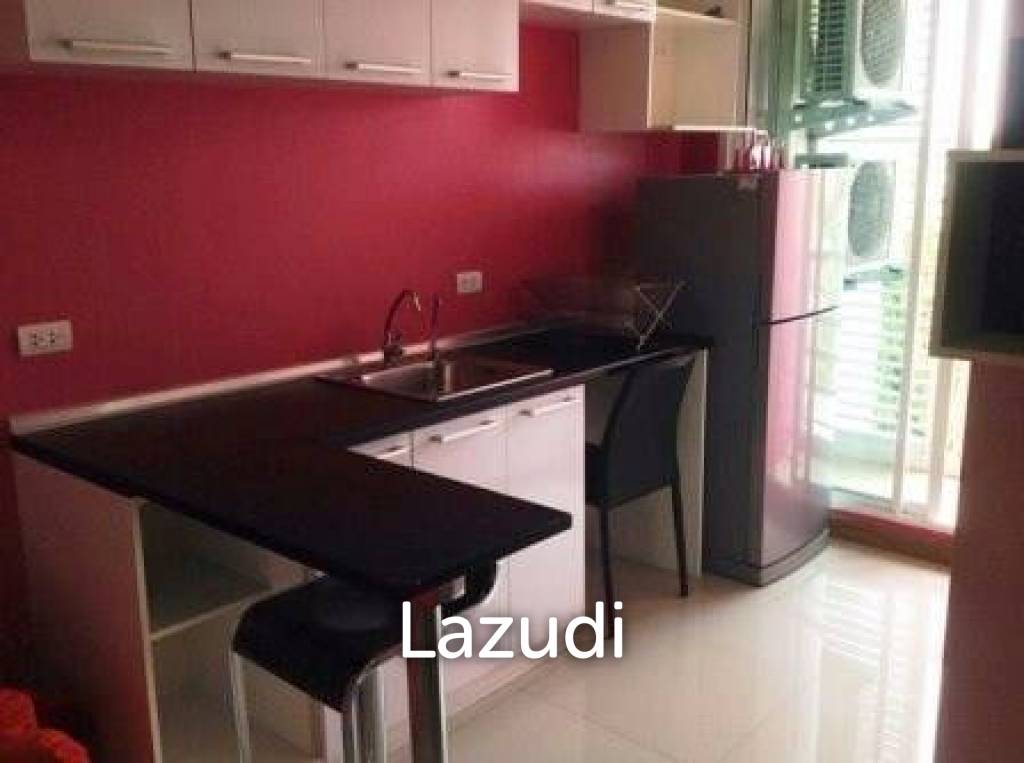 1 bedroom condo for sale with a tenant at The Link Sukhumvit 64