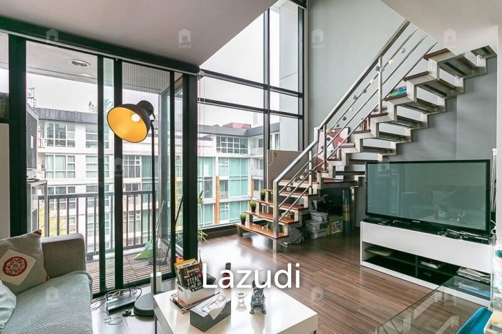 1 Bed Duplex 59 Sqm D 65 For Sale