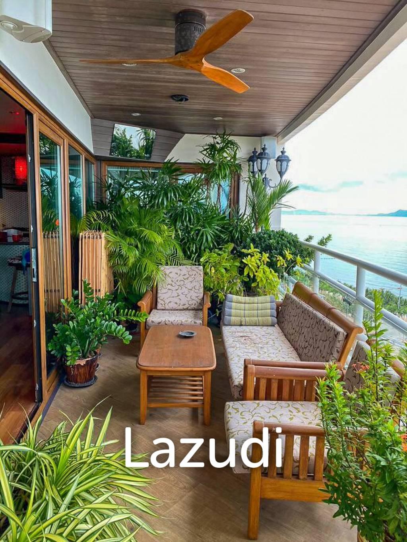 Panoramic Sea View - Corner 2 Bed  Unit At View Talay 5 C