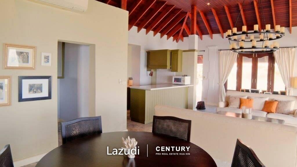 SANTI PURA : Absolute Beachfront 2 Bed Pool Villa