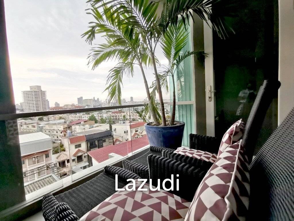 3 Bedrooms condo in Apus Central Pattaya