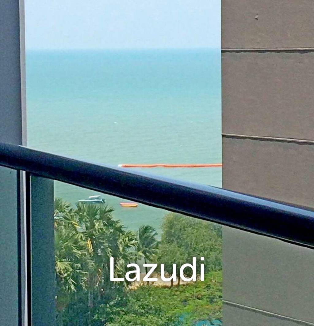 Sea View Studio For Sale or Rent at Zire Wong Amart