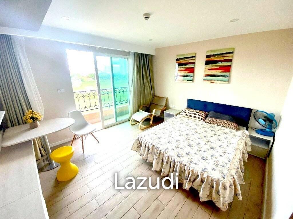 Studio condo for sale Seven Seas Resort Jomtien