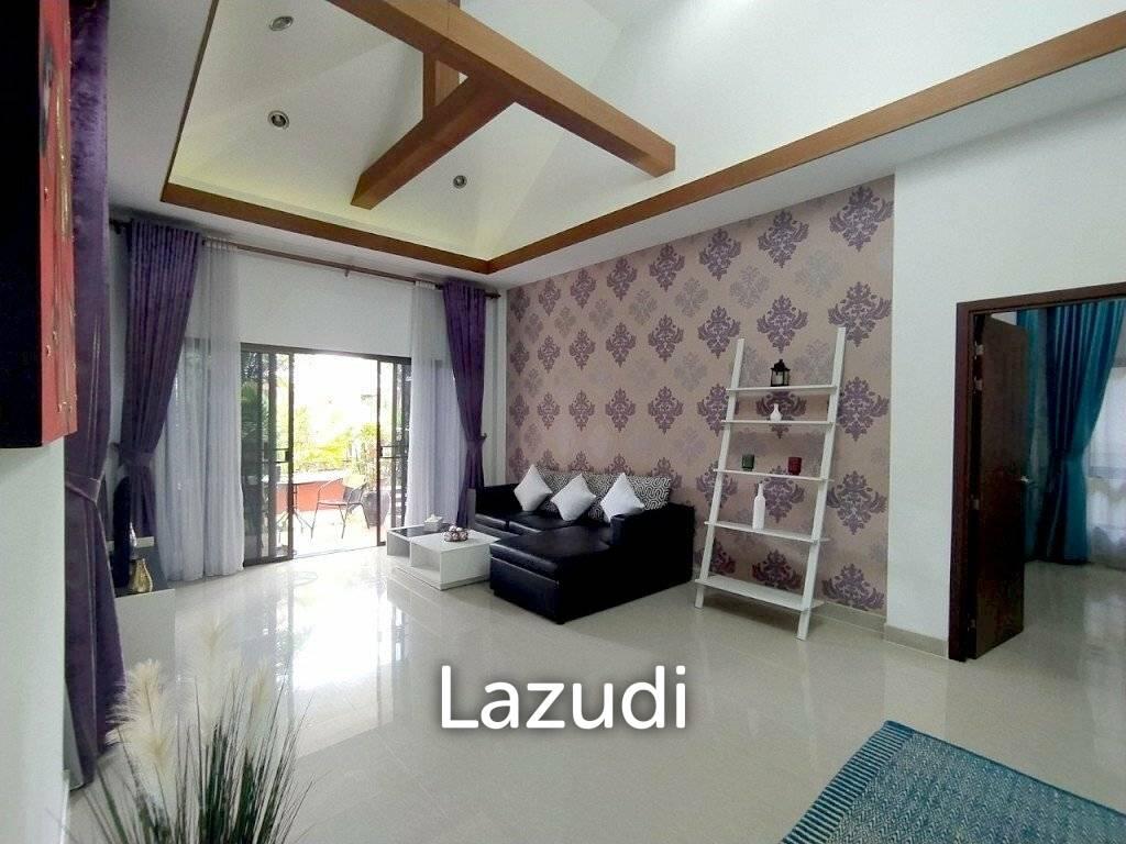 2 Bed Room Villas At Baan Dusit View Pattaya