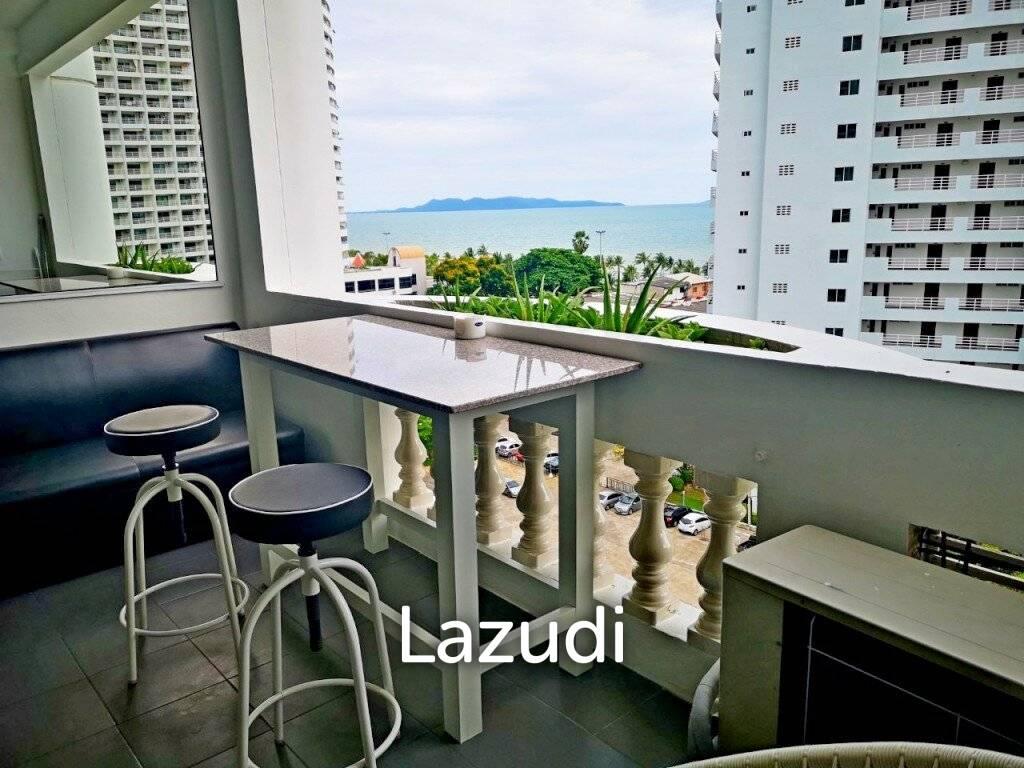 Sea View Condo For Sale or Rent at Jomtien Complex