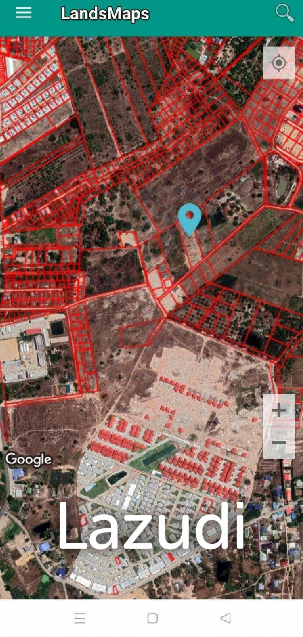 3 Rai Land For Sale Close To Immigration  - Hua Hin