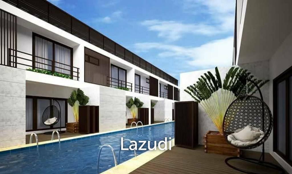 New Townhome project - Asiatic pattaya