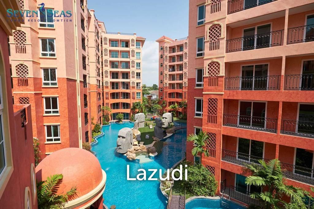 1 bed 36.50sq.m Seven Seas Condo Resort Jomtien