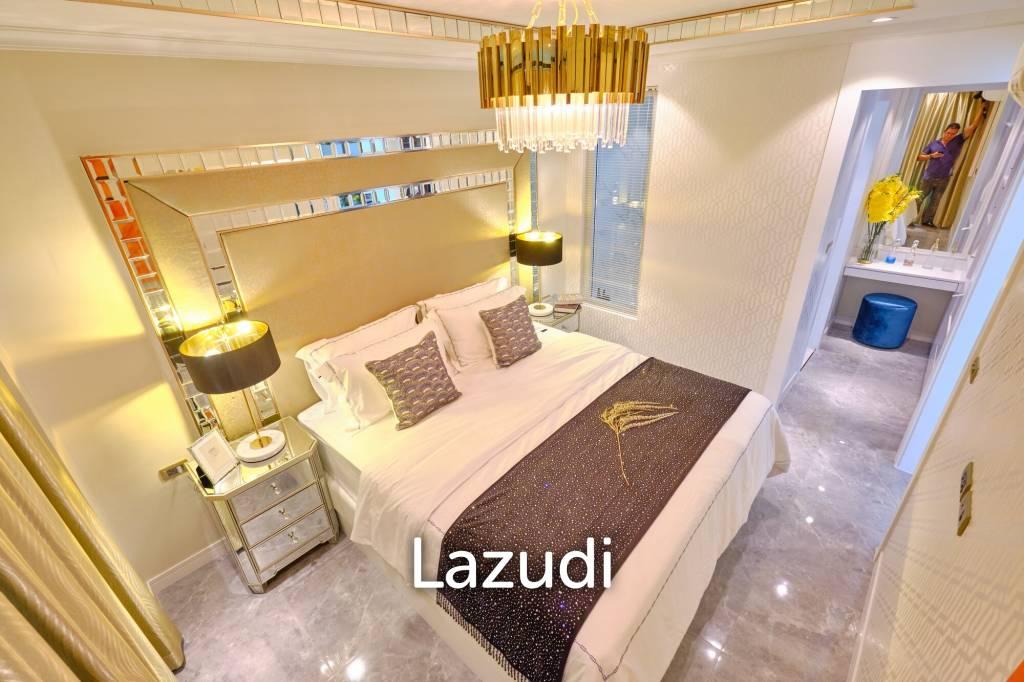 1 bed 35sq.m Seven Seas Le Carnival