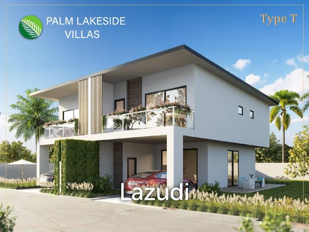 3 bed 171.30sq.m Palm Lakeside Villas