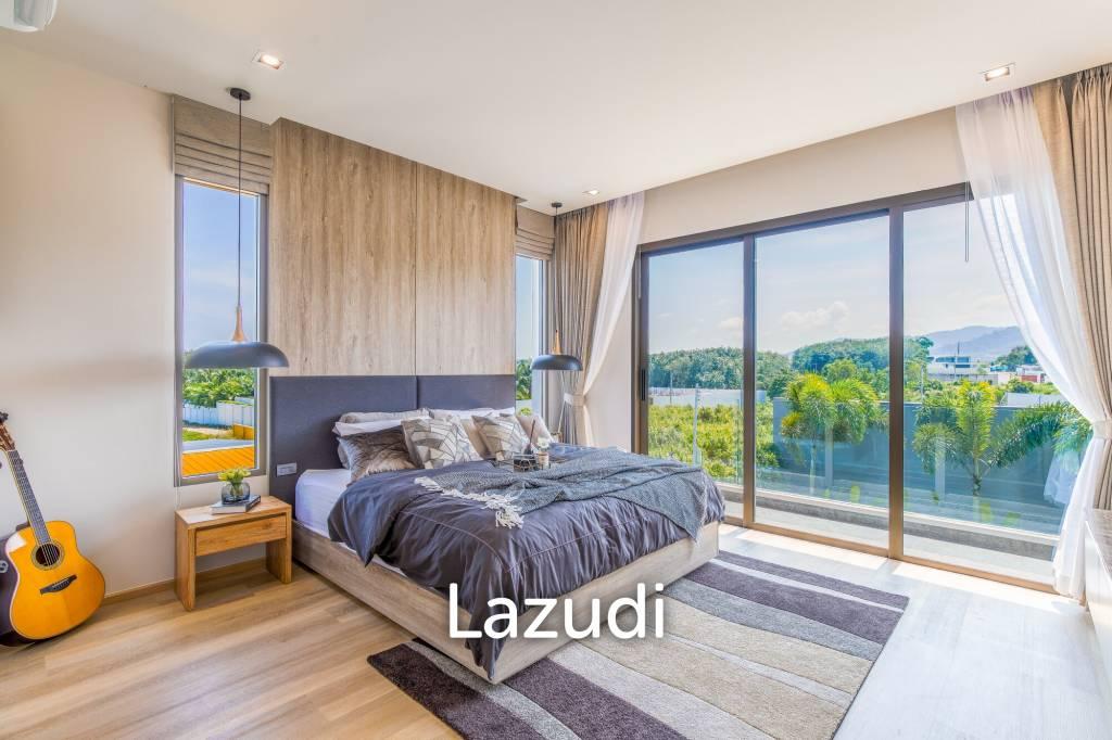 3 bed 356sq.m Zenithy Pool Villas