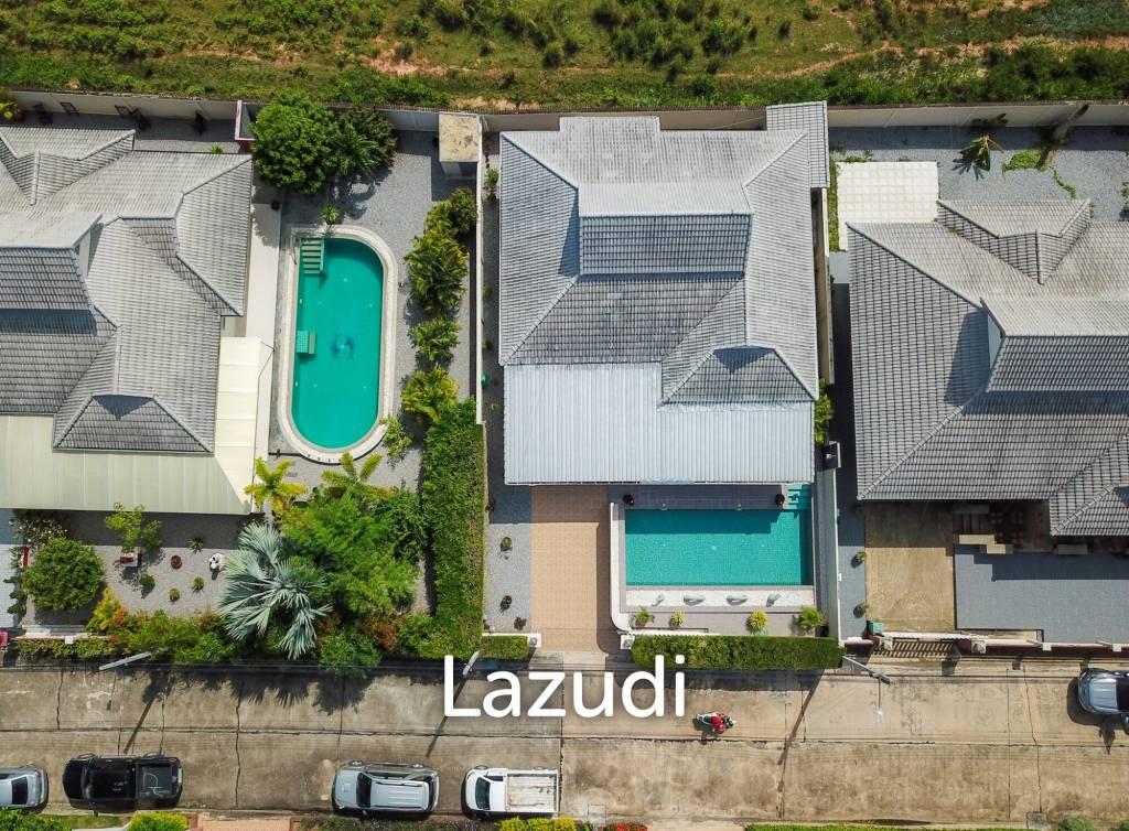 Charming 2 Bedroom Pool Villa For Sale At Emerald Hua Hin Resort - Hua Hin soi 112