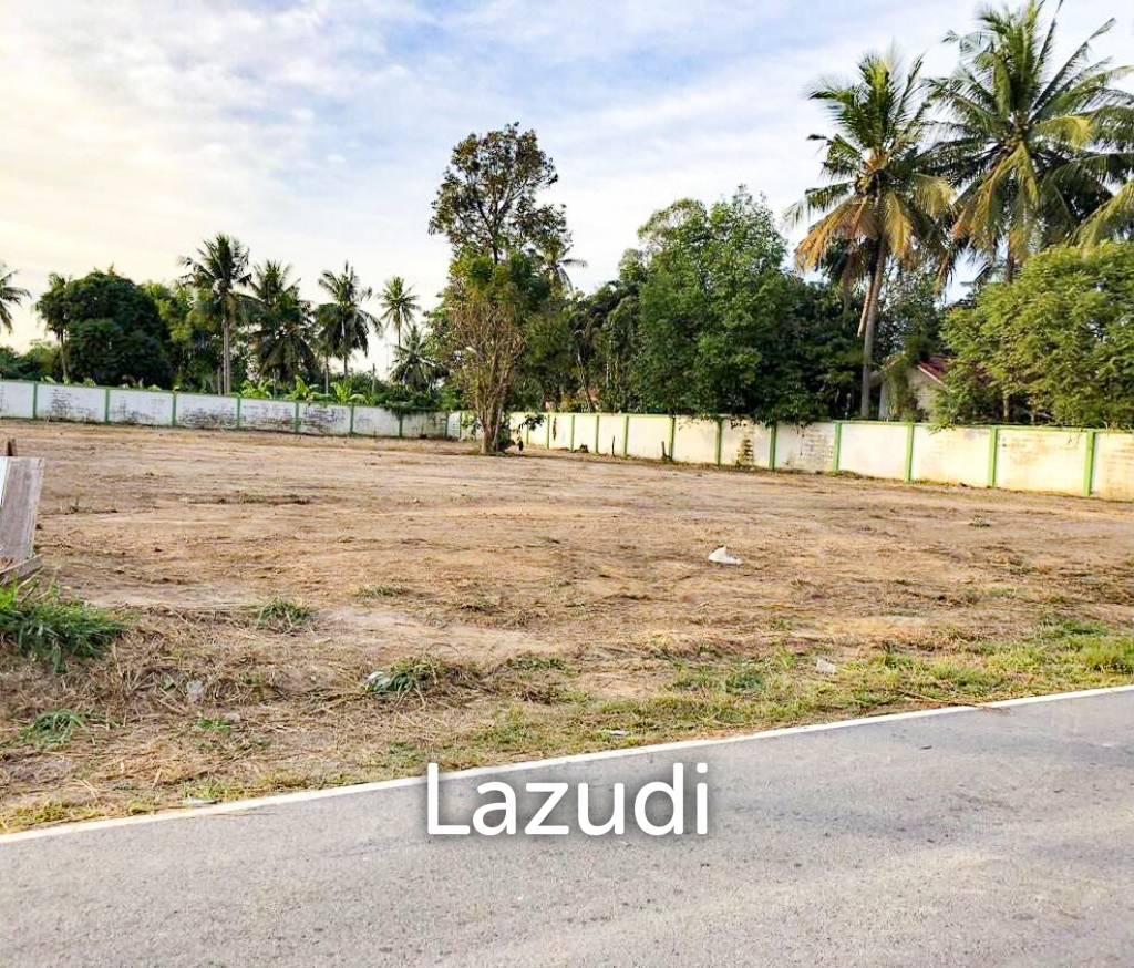 2 Rai 1 Ngan Land For Sale In Ban Chang - Rayong