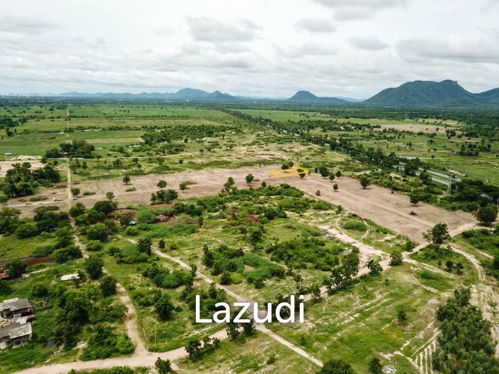 Land For Sale 593 sq.wah - Bypass Road Cha Am