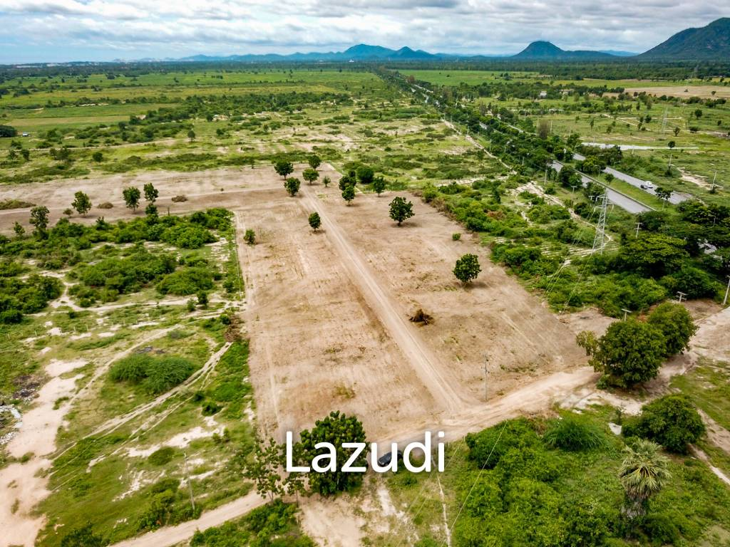 Land For Sale 200 sqw. - Bypass Road Cha Am