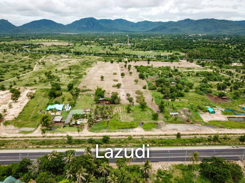 Land For Sale 585 sqw. - Bypass Road Cha Am