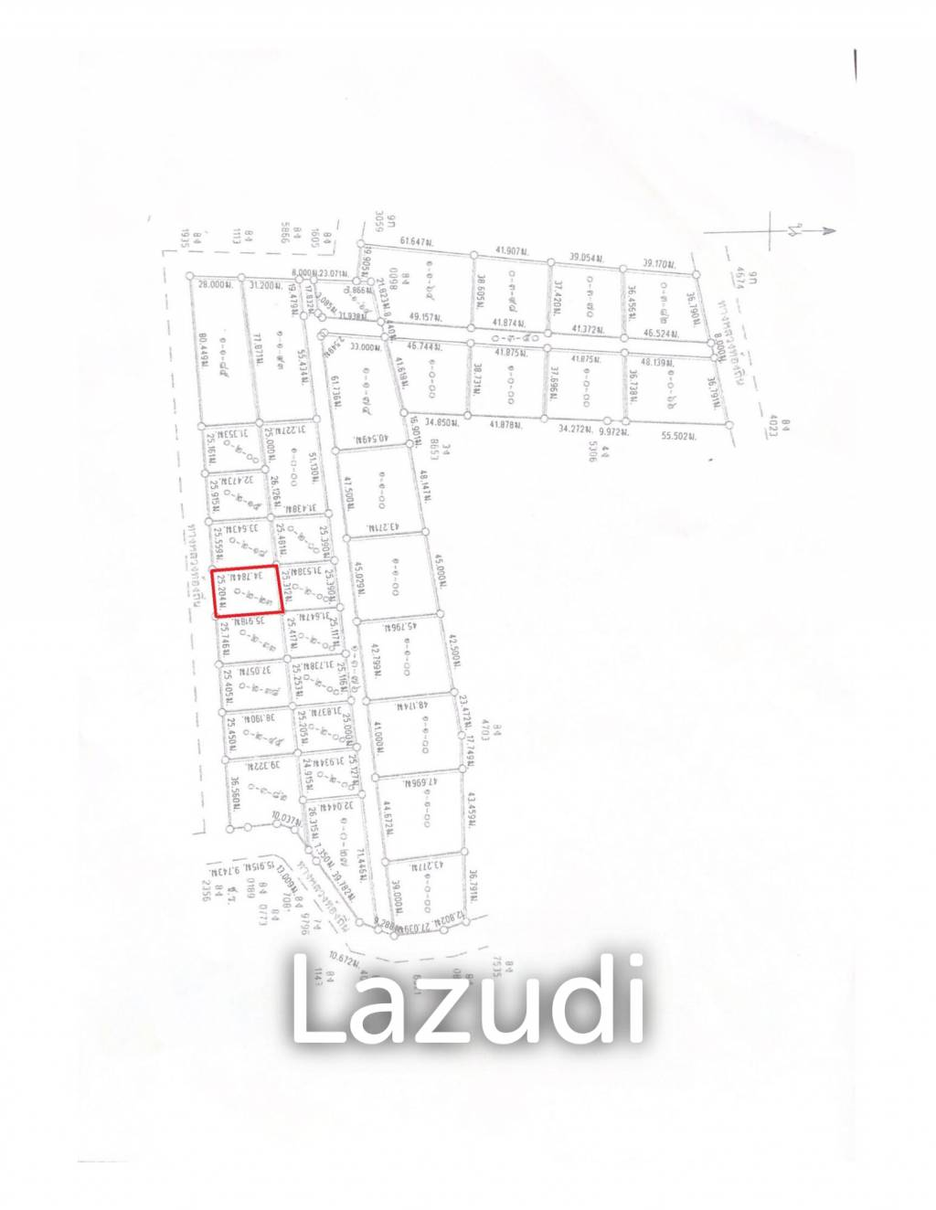 Land For Sale 223sqw. - Bypass Road Cha Am