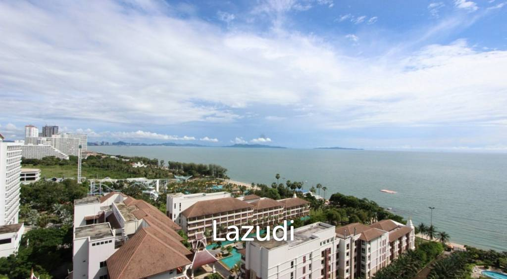 View Talay 3 - Sea View 2 Bedroom Foreigner Name High Floor Unit