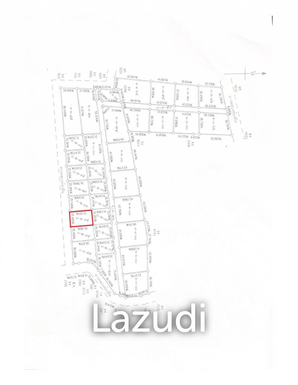 ขายที่ดิน 238 ตารางวา ติดถนนบายพาสชะอำ