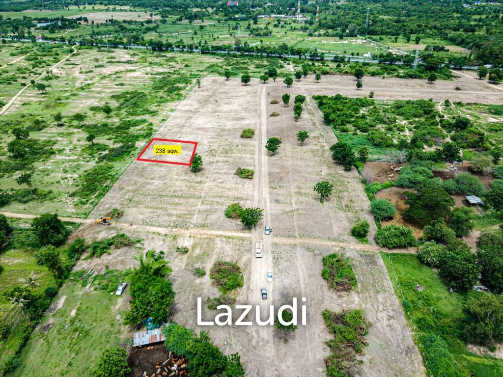 Land For Sale 238 sqw. - Bypass Road Cha Am