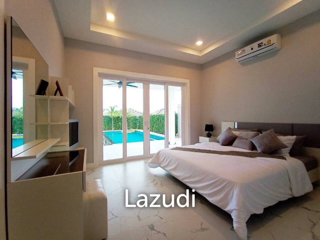Plot 6 2 bed 169sq.m Baan Yu Yen Pool Villas Phase 2