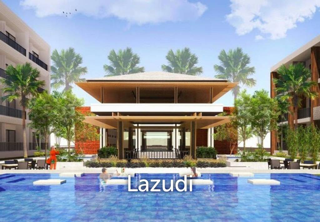 S-24 1 bed 49.70sq.m Sunshine Prestige Hotel and Residences