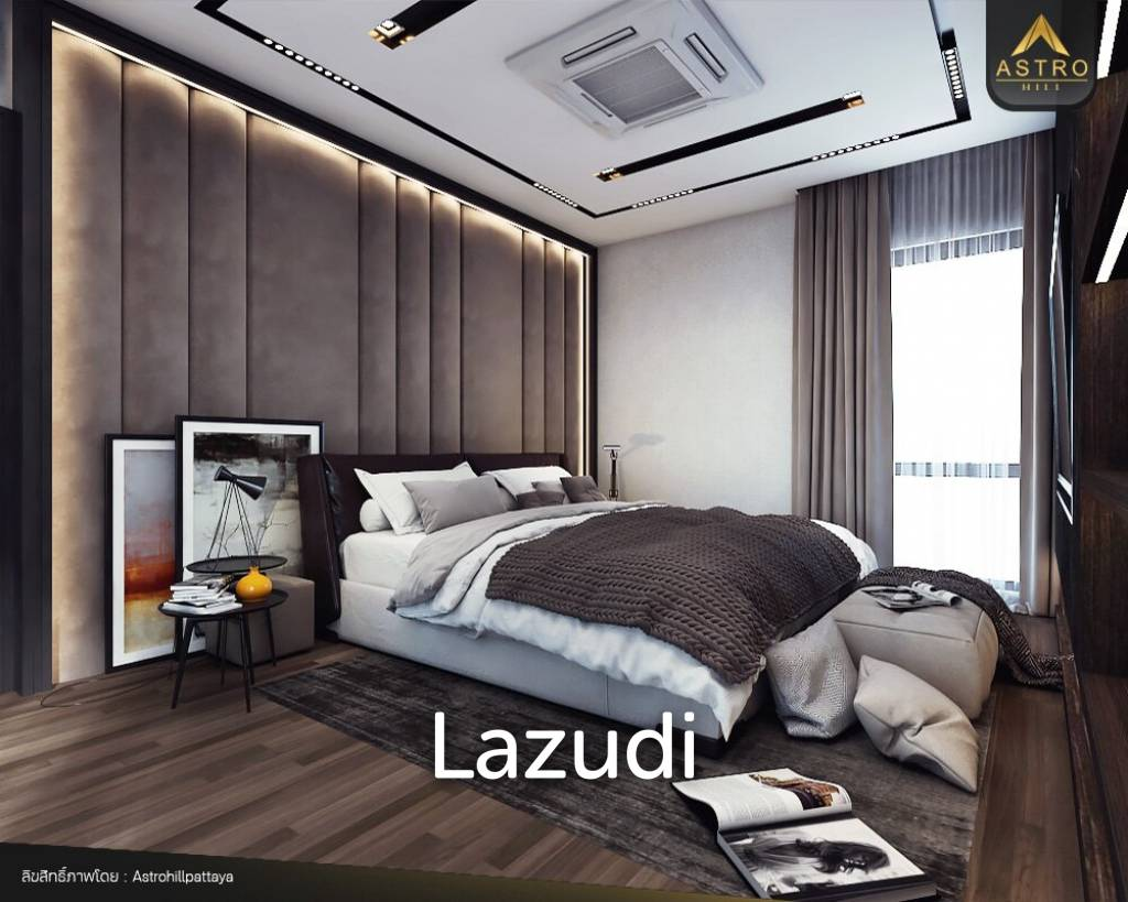 4 bed 300sq.m Astro Hill Pattaya