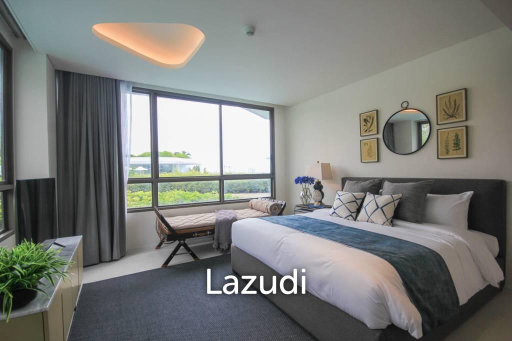 3 Bed 148.87SQM Veranda Residence Hua-Hin