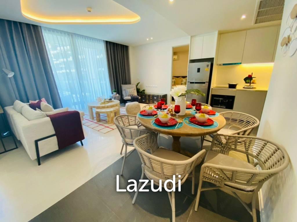 3 Bed 87.85SQM Veranda Residence Hua-Hin