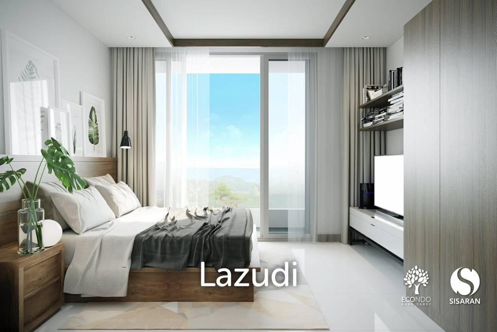 2 bed 76SQM Econdo Bang Saray
