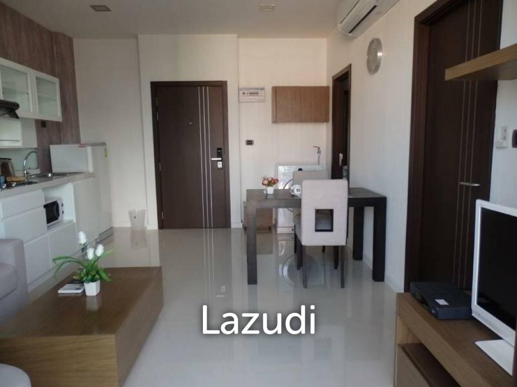 Modern 1 Bedroom Apartment: The Siri Condominium