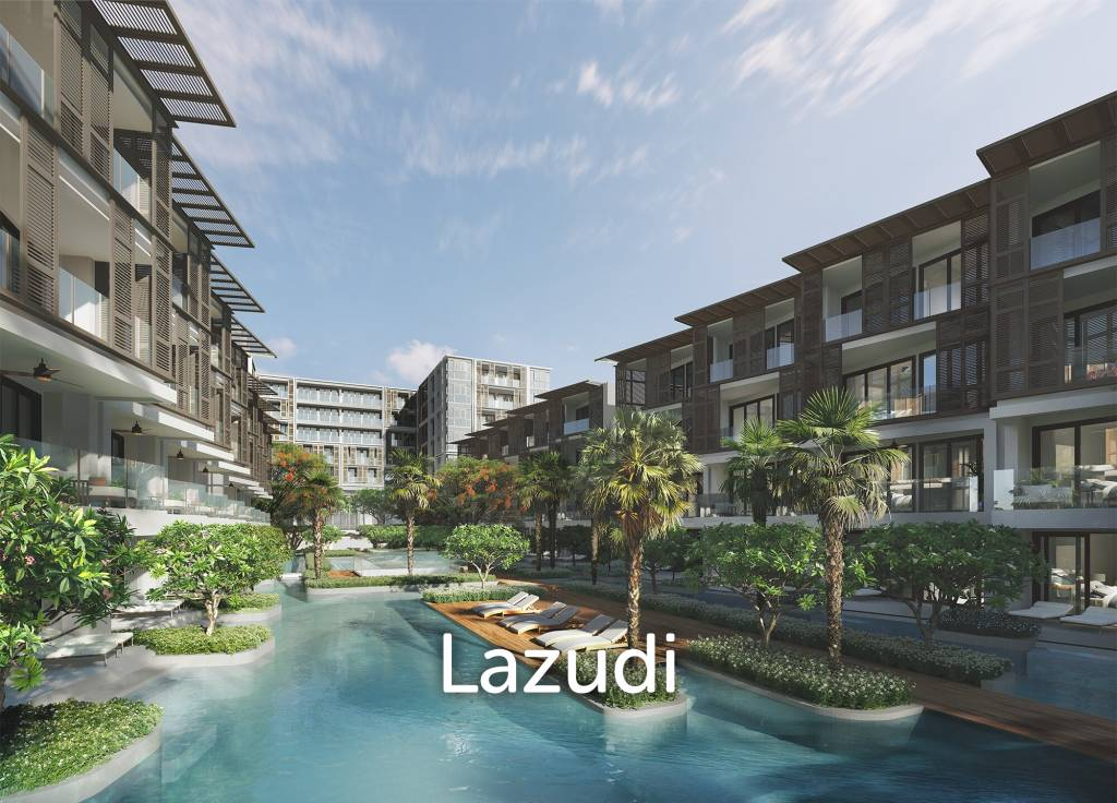 2 bed  101.50SQM Intercontinental Residences