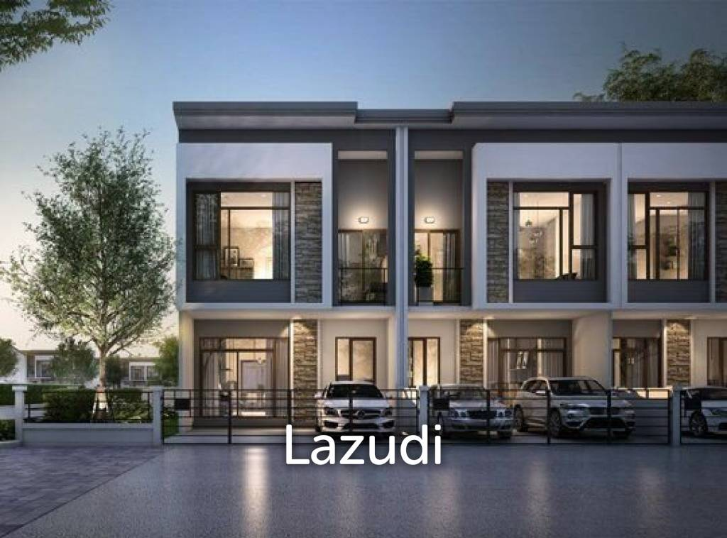 Townhome for Sale at Pleno Ramintra–Wongwaen