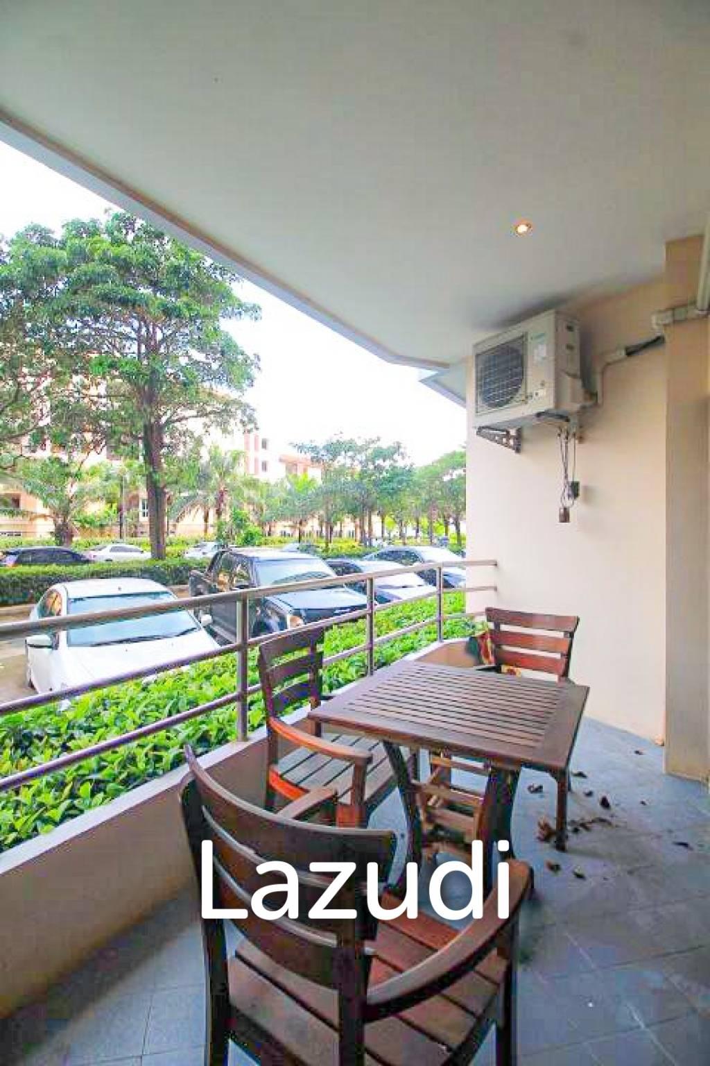45 sqm. Studio Unit At View Talay 3