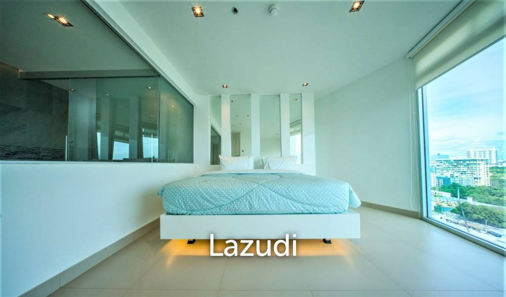 1 Bed 51.38SQ.M Sands Condominium (Pattaya)