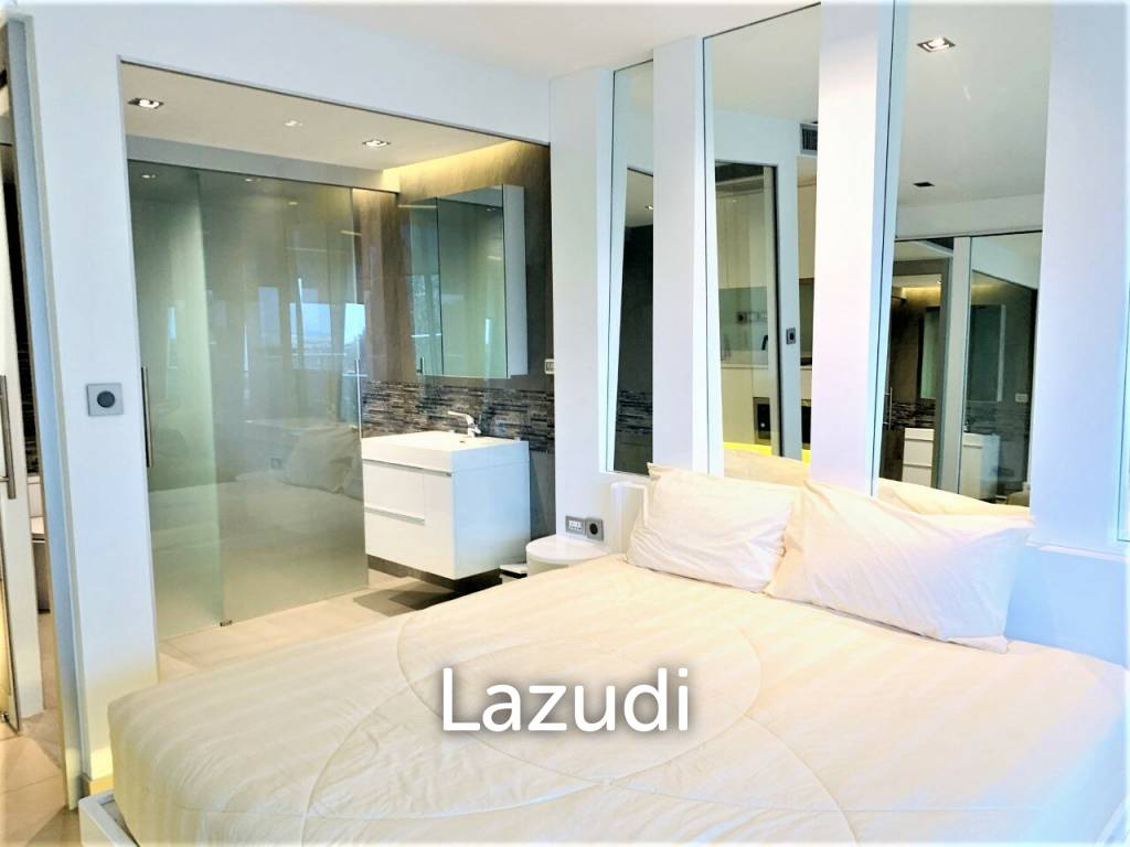 Studio 34.82SQ.M Sands Condominium (Pattaya)