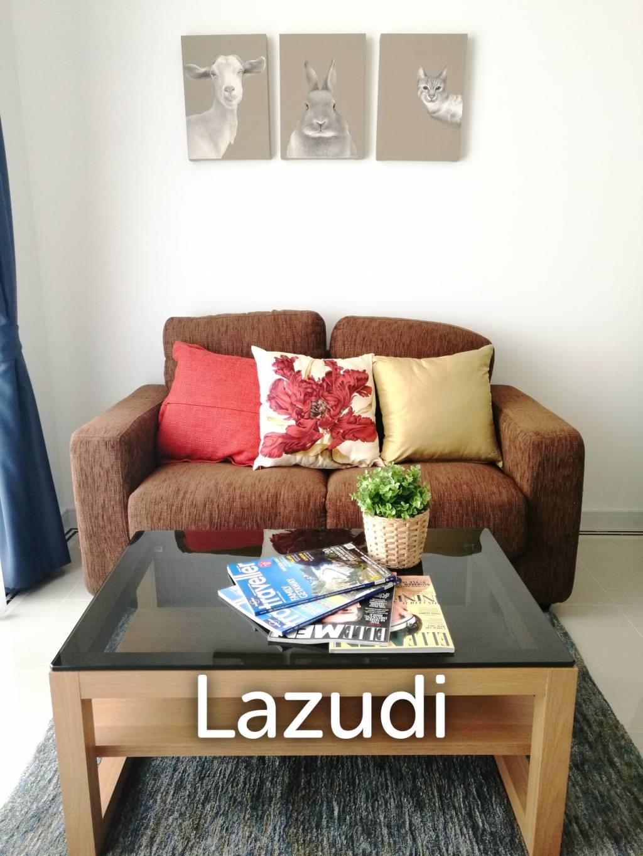 37.97 Sqm 1 Bed 1 Bath T.C. Green Condominium Condo for Rent and Sale