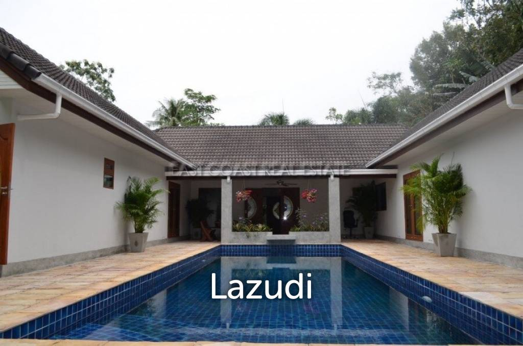 Private Pool Villa in Nong Mai Kaen  House in East Pattaya