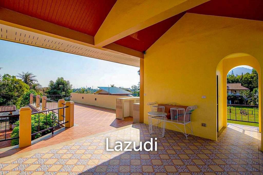 Freestanding Toscana Style 3 Bedroom House - Hua Hin Soi 102