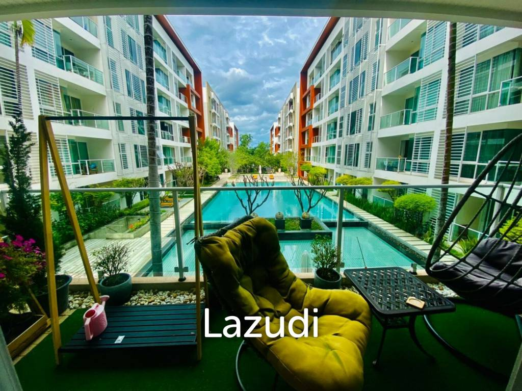 Large Modern 2 Bed Unit At The Breeze Hua Hin