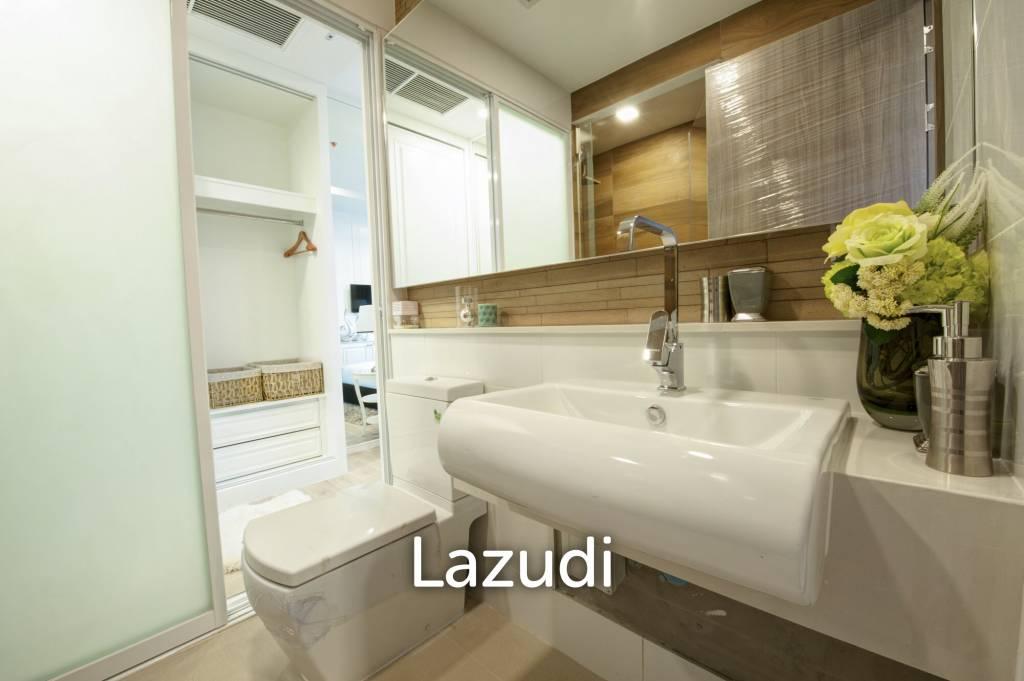 1 Bed 41.29SQ.M Del Mare Bangsaray Condominium