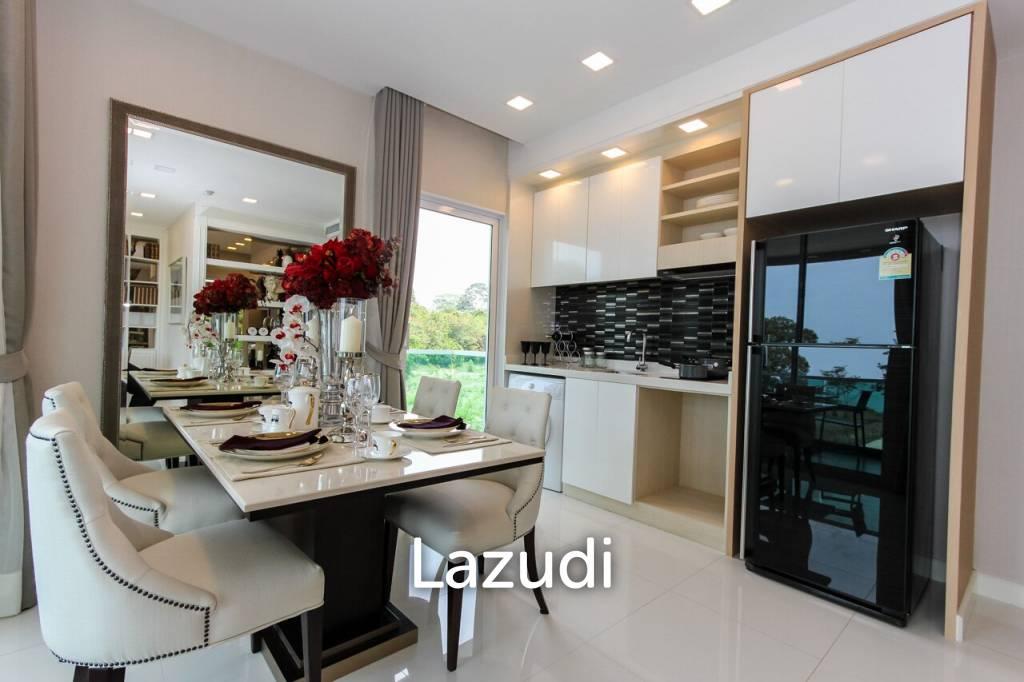 2 Bed 79.10SQ.M Del Mare Bangsaray Condominium
